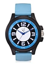 RICO SORDI Mens Black Leather Watch (RSMW_L16)