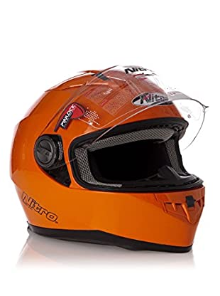 Nitro Casco N2100 (Naranja)