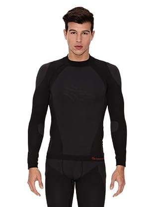 Grifone Camiseta Long Sleeve (Negro)