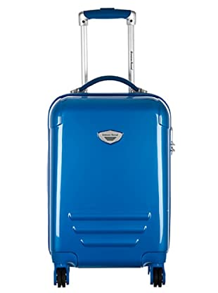 American Revival Trolley 4 Rollen Colors 50x32x22 cm (Blau)