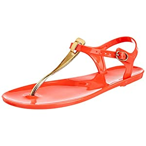GoBahamas Women's Pulp Coral Fashion Sandals - 7 UK (GB340)