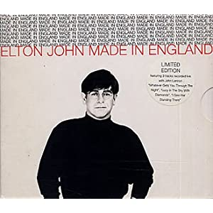 Made In England [4tracks Single]
