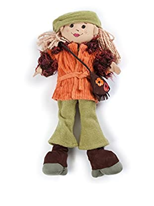 My Doll Muñeca Sheva 1 TA001 Naranja
