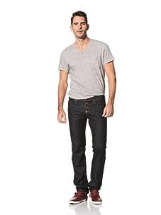 Vivienne Westwood Men's Slim Jean (Dark Denim)