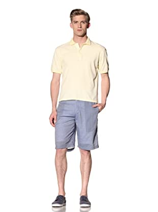 Riviera Club Men's Palmer Polo (Yellow)