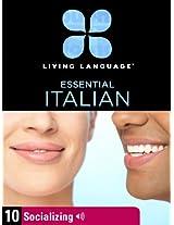 Essential Italian, Lesson 10: Socializing