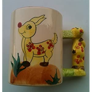 Coffee Mugs - Animal Design