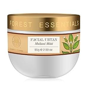 Forest Essentials Multani Mitti Facial Ubtan, 60g