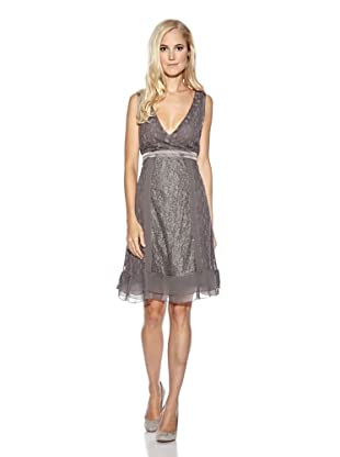 Cream Kleid Dolce Vita (Grau)