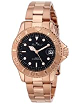 Lucien Piccard Women's LP-12652-RG-11 Walen Analog Display Japanese Quartz Rose Gold Watch