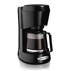 Hamilton Beach 48136 Coffeemaker-Black