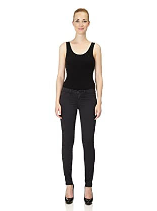 J Brand Leggings Low Rise Satin (Charcaol)