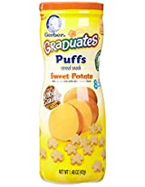 Graduate Puffs Sweet Potato, 40g