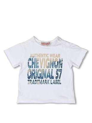 Chevignon Kids Camiseta Saint Clair (Blanco)