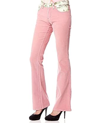 Custo Pantalón Wer Up (Rosa)