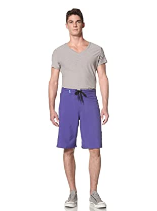 Two Thirds Men's Custom Shorts (Royal Blue)