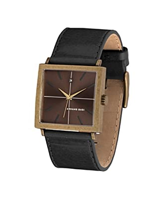 ARMAND BASI A0121G11 - Reloj Caballero cuarzo piel