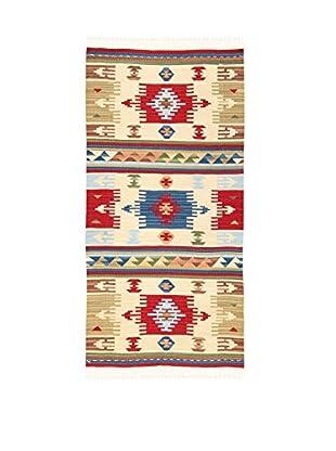 Kilim Carpets by Jalal Teppich Kilim Jalal Fine 688