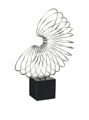 J-LINE Skulptur Slinky