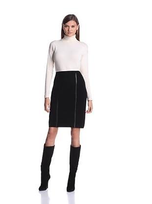 Calvin Klein Women's Sweater Skirt (Black)