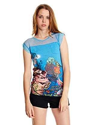 SideCar Camiseta Manga Corta Antonela