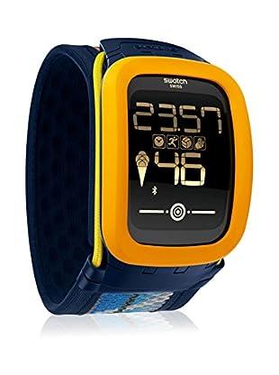 Swatch Reloj de cuarzo Unisex Sunzero S  39 mm