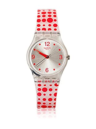 Swatch Quarzuhr Woman RED DARLING LK318 25.0 mm