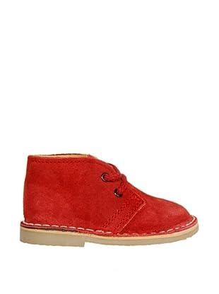 Garatti Botines PR0054 (Rojo)