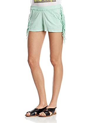 The Hip Tee Shorts Fringed Short