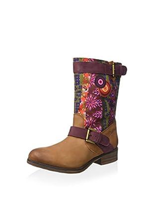 Desigual Botas moteras Boots Sacha -5