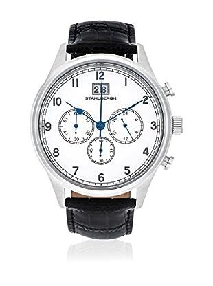 Stahlbergh Reloj Mt79 Ø 44 mm (Blanco)
