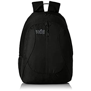 Wildcraft Wiki 6.13 33 Ltrs Black Casual Backpack (8903338011125)