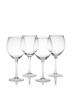 10 Strawberry Street Set of 4 Regina 16-Oz. Goblets (Clear)