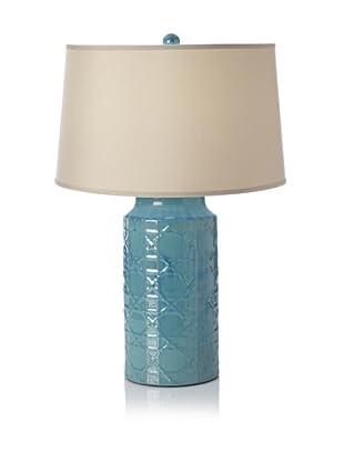 Emissary Cane Table Lamp