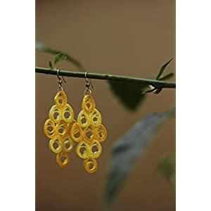 Paper Quilled Earring