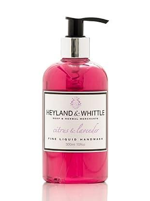 Heyland&Whittle Jabón Líquido Manos Cítrico y Lavanda 300 ml