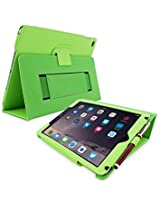 iPad Pro 9.7 Case, Snugg™ - Smart Cover with Flip Stand & Lifetime Guarantee (Green) for Apple iPad Pro 9.7 (2016)