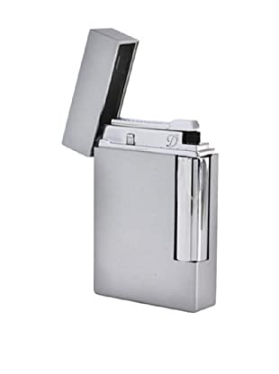 DuPont Lighters Lacquer and Chrome Lighter Excluding Lighter Fluid, Torch Flame, Matte Grey