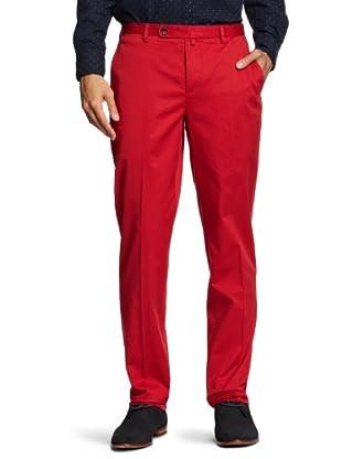 Brooks Brothers Pantalón Giardini (Rojo)