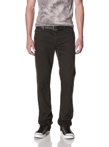 Kill City Men's Slim Straight Mod Fit Jean (Fatigue)