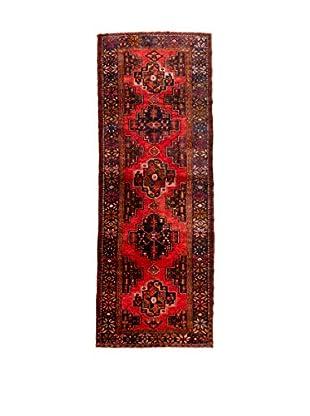 RugSense Alfombra Persian Arzan Rojo/Azul 315 x 113 cm