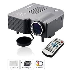 Unic UC28 Mini LED Cinema Projector