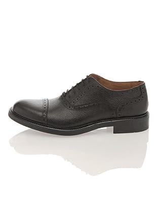 British Passport Zapatos Oxford (Negro)