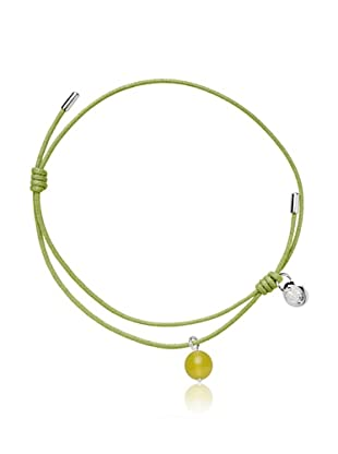Marc O´Polo Armband Silber Edelstein grün