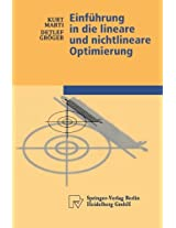 Einführung in die lineare und nichtlineare Optimierung (Physica-Lehrbuch)