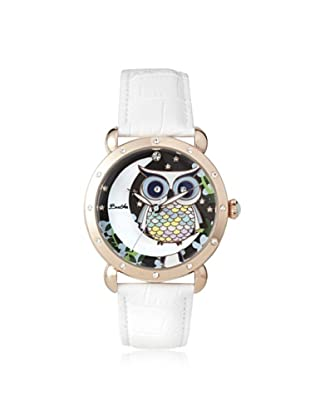Bertha Women's BR3004 Ashley White/Multi Stainless Steel Watch
