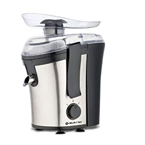 Bajaj Majesty JEX 15 400-Watt Juice Extractor