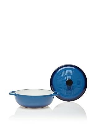 Lodge Color Dutch Oven (Caribbean Blue)