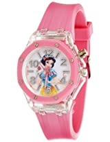 Disney Analog Multi-Colour Dial Girl's Watch - SA8524DPS01