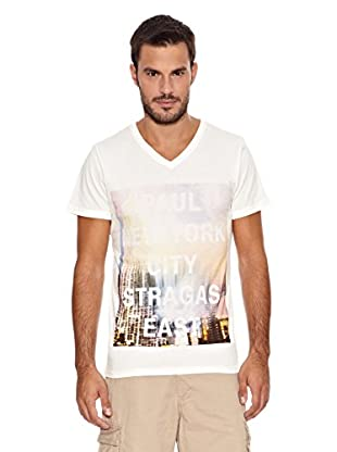 Paul Stragas Camiseta Jefferson (Crudo)